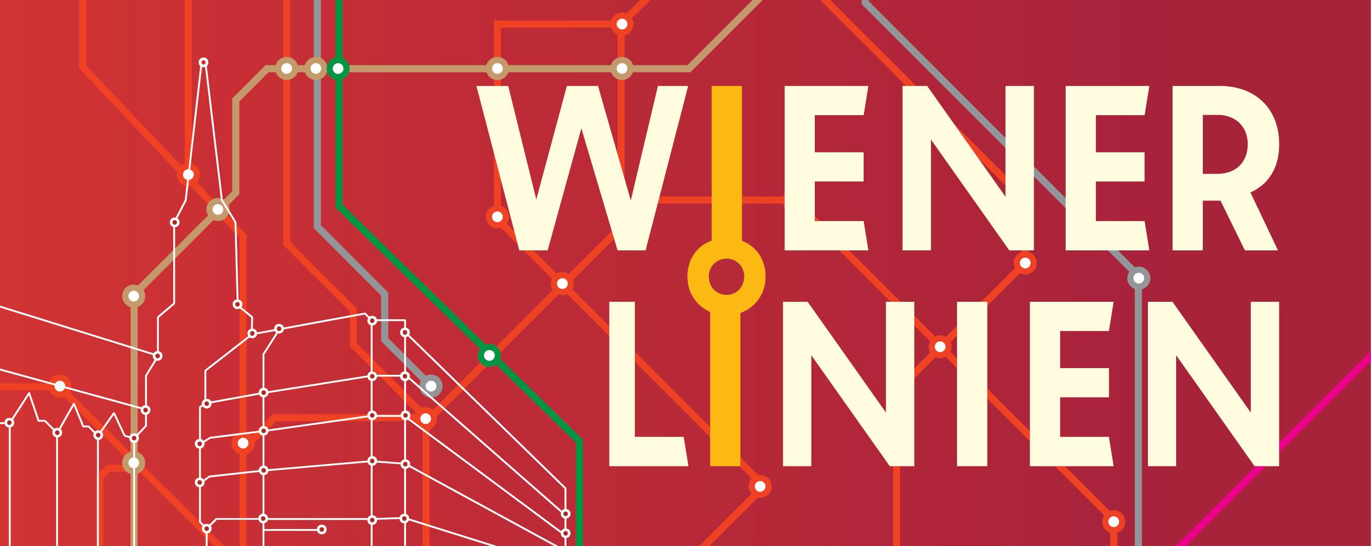 Ausschnitt Poster Wiener Linien