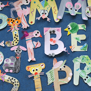 Animal letters overview
